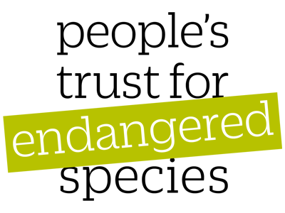People trust for endangered species