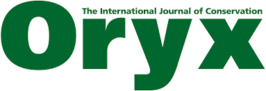 The international journey of Conservation - Oryx